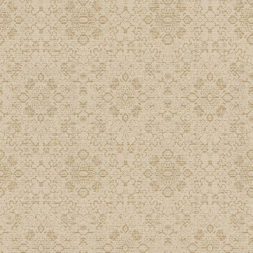Vliestapete Rasch Textil Palau Ornament beigegrau 228921