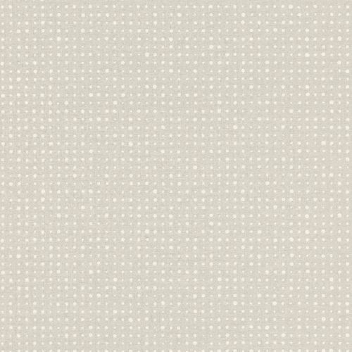 Non-woven Wallpaper Dots grey white Metallic 228815 online kaufen