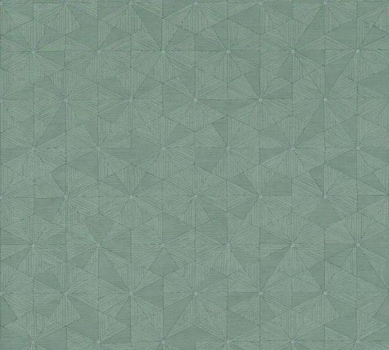 Wallpaper graphic design green AS Creation 35895-9 online kaufen