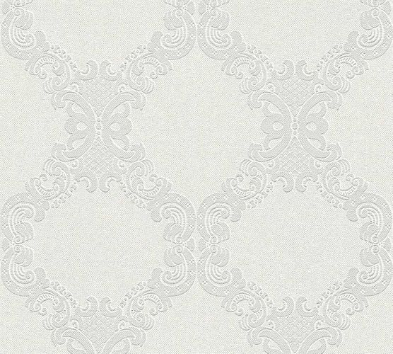 Wallpaper baroque cream white AS Creation 36090-1