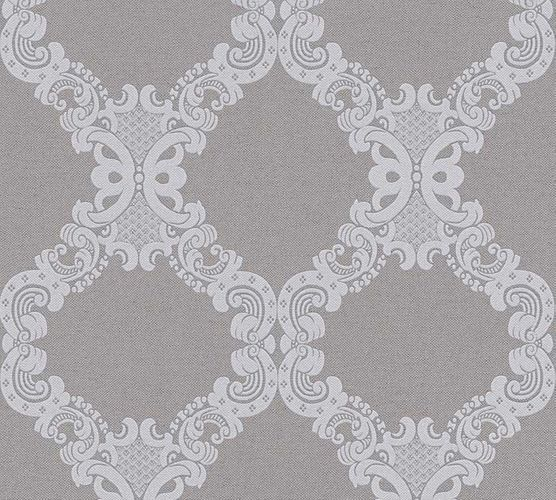 Wallpaper baroque dark grey AS Creation 36090-4