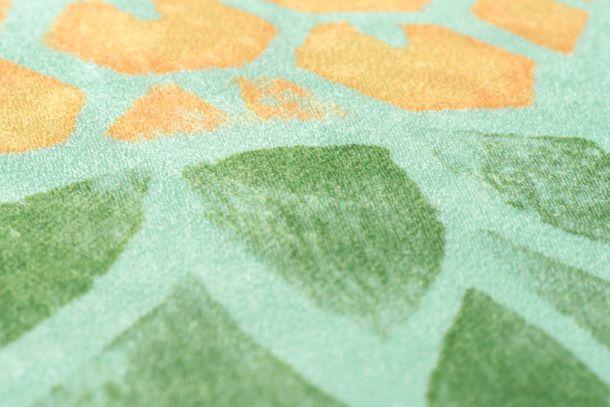 Pillow Case Barbara Becker pineapple graphic blue 45x45cm online kaufen