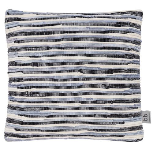 Pillow Case Barbara Becker striped texture cream 45x45cm online kaufen