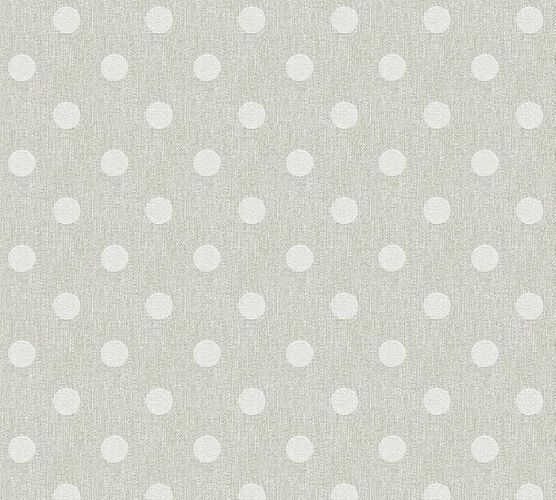 Wallpaper dots beige grey white AS Creation 36148-3 online kaufen