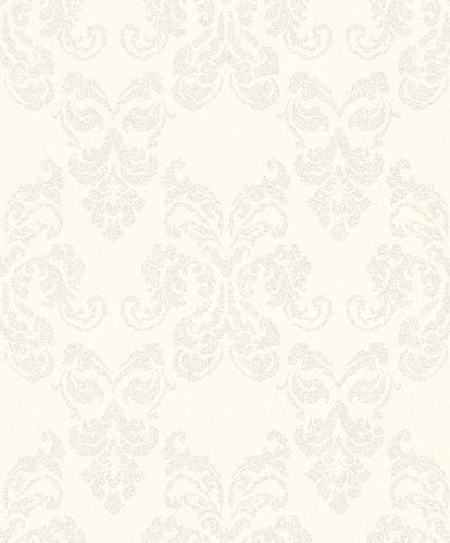 Vliestapete Rasch Barock Silber Glitzer 503821 online kaufen