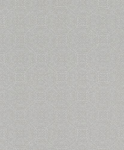 Wallpaper Rasch plain grey silver glitter 523348 online kaufen