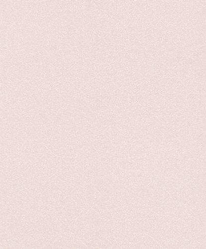 Wallpaper Rasch plain pink silver glitter 523355 online kaufen