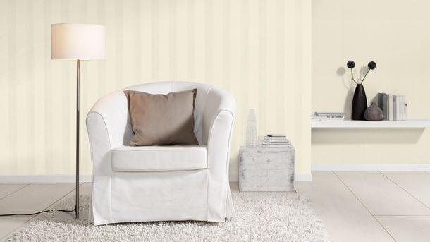 Wallpaper Rasch streaks cream glitter 523515 online kaufen