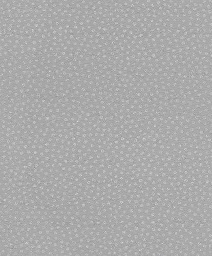 Wallpaper Rasch dots grey silver glitter 523621 online kaufen