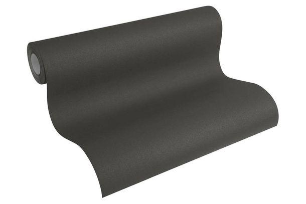Non-Woven Wallpaper Plain black 2309-42 online kaufen