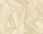 Wallpaper Daniel Hechter 3D polygon wood design beige 36133-1 1