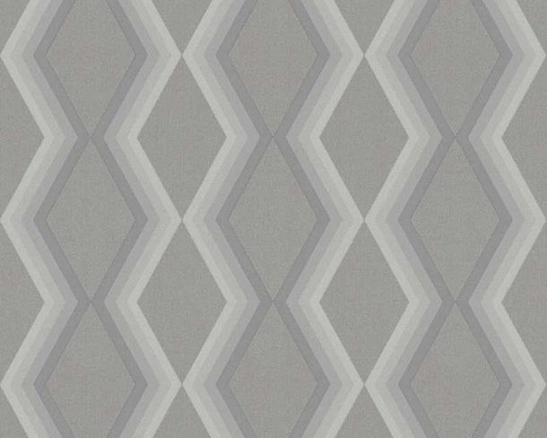 Wallpaper Daniel Hechter 3D diamond anthracite 36262-4 online kaufen