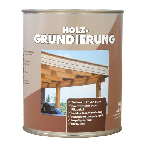 Wilckens Holzgrundierung Imprägnierung farblos 750 ml online kaufen