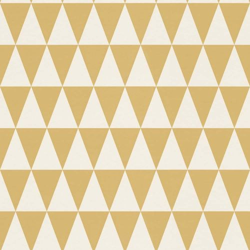 Kids Wallpaper Triangle white gold World Wide Walls 128863 online kaufen