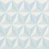 Article picture Kids Wallpaper 3D Triangle light blue white Rasch Textil 138912 1