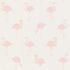 Kids Wallpaper Flamingos white pink World Wide Walls 138918 001