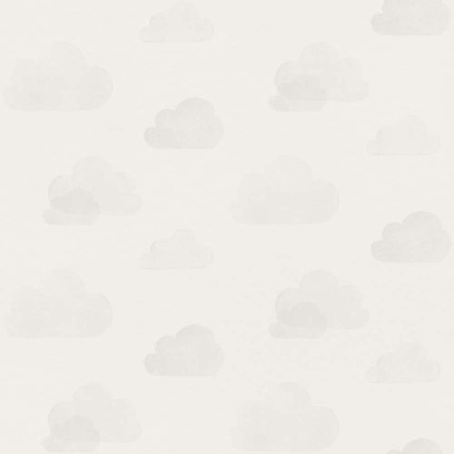 Kids Wallpaper Clouds Sky white light grey 138945 online kaufen