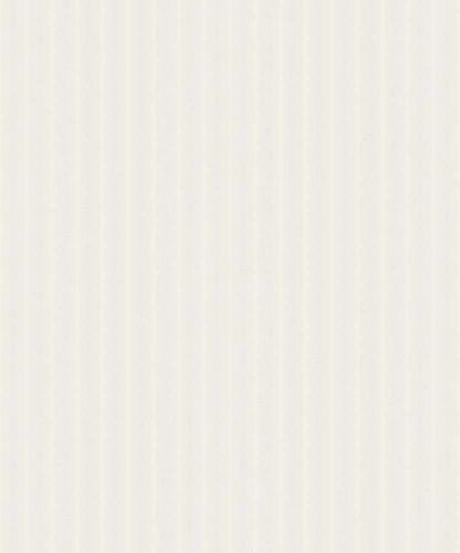 Wallpaper striped silver grey gloss 200720