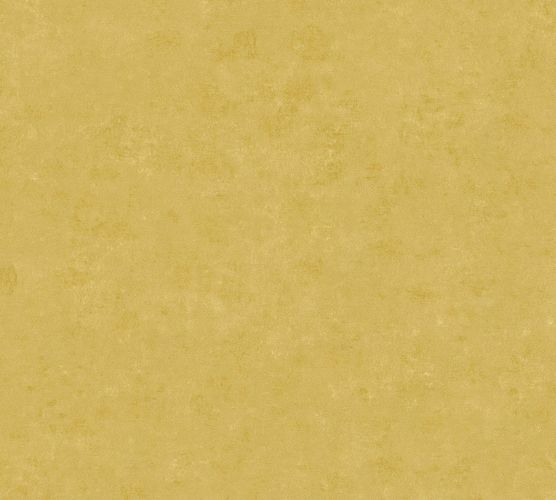 Wallpaper plaster design gold yellow AS Creation 36313-3