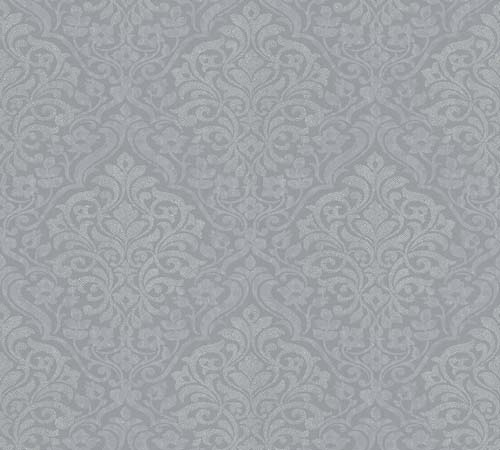 Non-Woven Wallpaper Ornament grey Architects Paper 32480-1