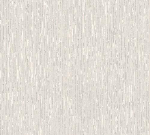 Non-Woven Wallpaper stripes Abstract grey metallic 33328-3