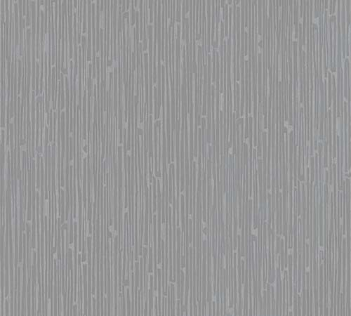 Non-Woven Wallpaper stripes Abstract grey metallic 33328-4 online kaufen