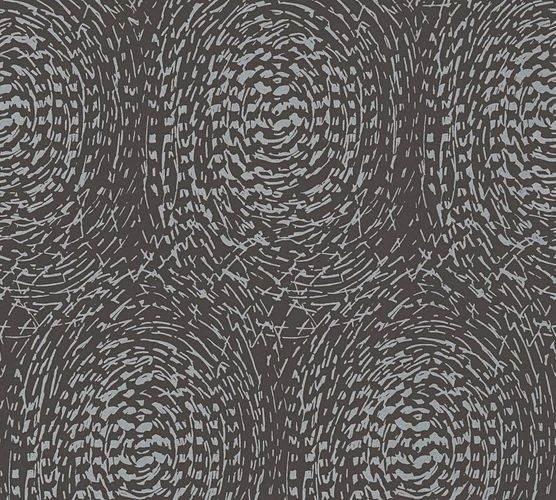 Non-Woven Wallpaper circle black Architects Paper 33373-4 online kaufen