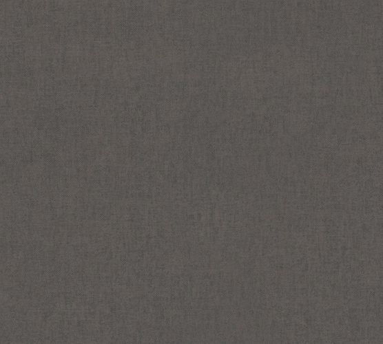 Non-Woven Wallpaper textile texture plain anthracite 33374-5