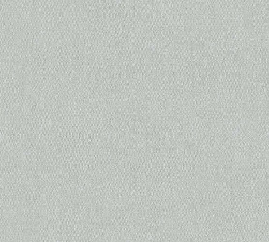 Non-Woven Wallpaper textile texture plain grey 33374-6