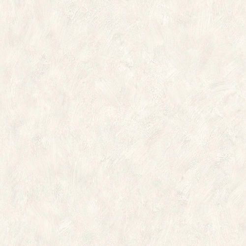 Wallpaper plaster design cream white 061001