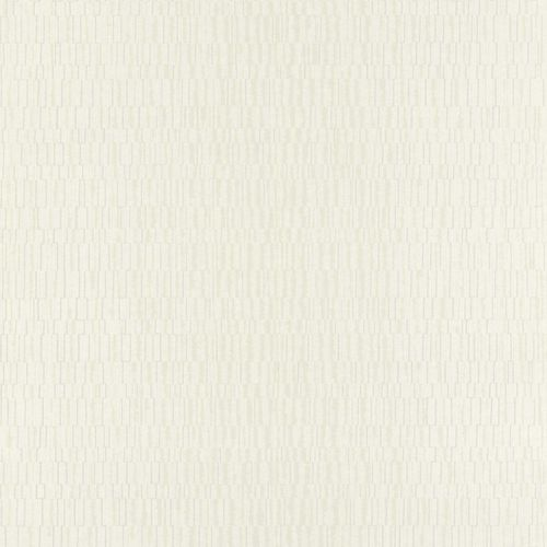 Non-Woven Wallpaper Rasch Abstract silver white Glossy 526011