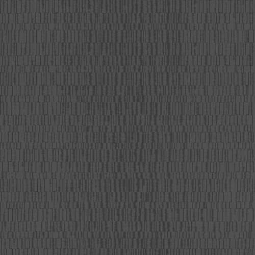 Non-Woven Wallpaper Rasch Abstract Design black Glossy 526042