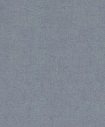 Non-Woven Wallpaper Plain Texture Design grey-blue 489781 online kaufen