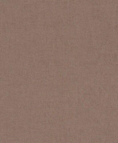 Vliestapete Rasch Uni Struktur braun 489842 online kaufen