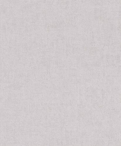 Non-Woven Wallpaper Plain Texture Design white-grey 489880 online kaufen