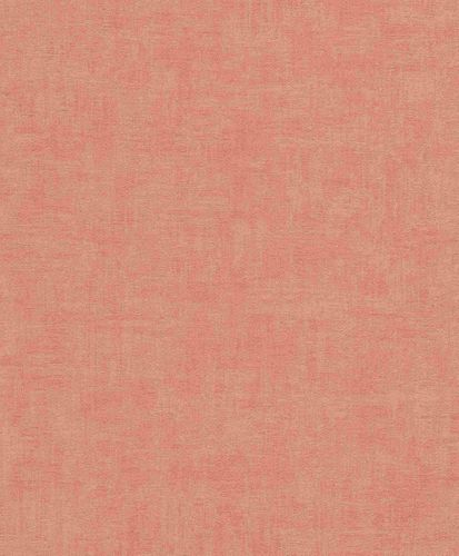 Non-Woven Wallpaper Plain Texture Design orange 489897 online kaufen