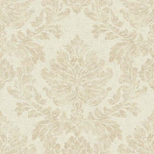 Non-Woven Wallpaper Baroque cream brown Rasch 802627