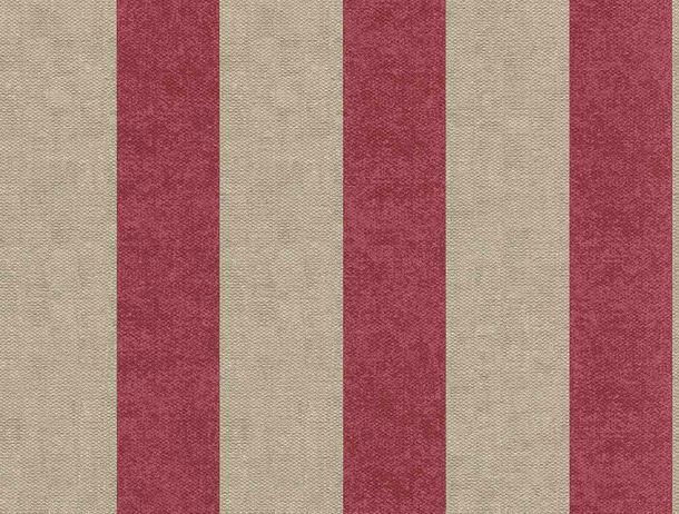 Non-Woven Wallpaper Stripes beige red Rasch 802740 online kaufen