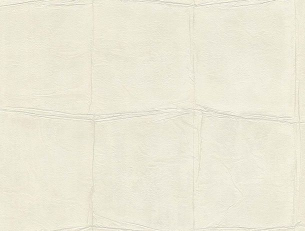Non-Woven Wallpaper Stone Design white Gloss Rasch 806304