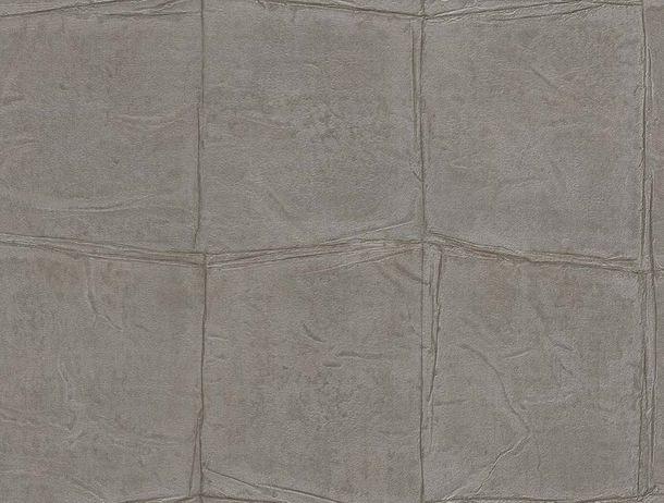 Non-Woven Wallpaper Stone Design taupe Gloss Rasch 806366 online kaufen