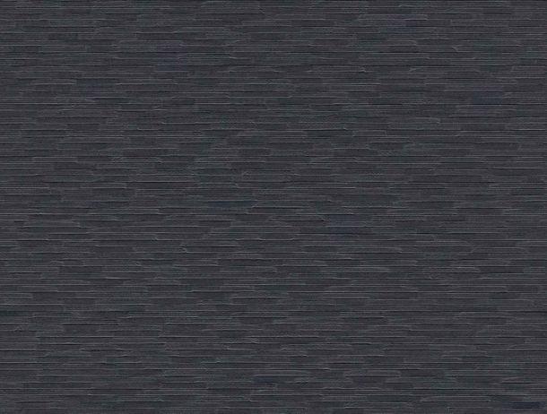 Non-Woven Wallpaper Cross-Piece 3D black Gloss Rasch 806441
