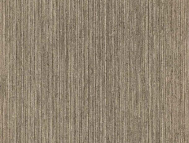 Non-Woven Wallpaper Stripes Texture brown Gloss Rasch 806564