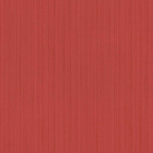 Wallpaper Stripes Ingrain red Gloss Rasch Textil 289373