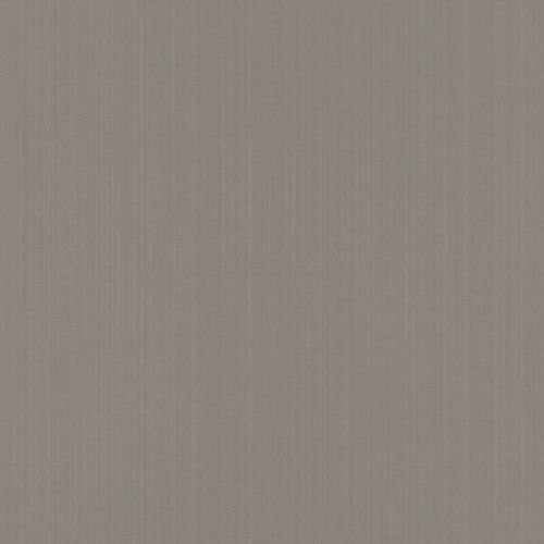 Wallpaper Stripes Ingrain taupe Gloss Rasch Textil 289403