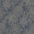 Wallpaper Flower Bloom black silver Gloss Rasch Textil 289656 001