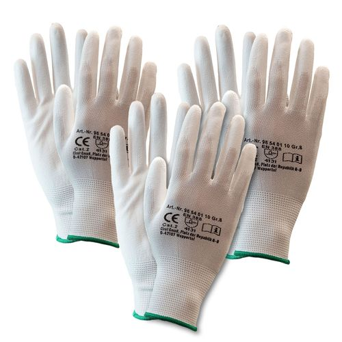 Work Gloves Painting Gloves Senso Grip | 2 Sizes