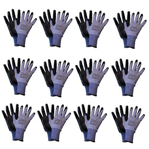 Work Gloves nitrile water resistant Aqua Grip | 2 Sizes online kaufen