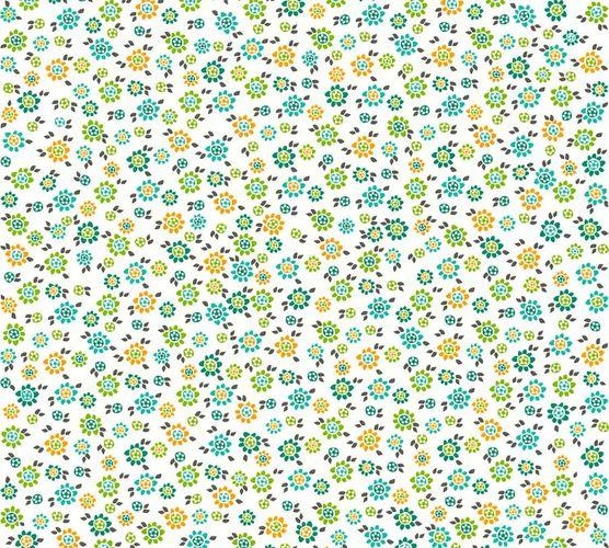 Vliestapete Blumen weiß bunt livingwalls Cozz 36292-1 online kaufen