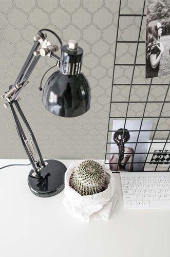 Non-Woven Wallpaper Ornament beige grey Rasch Textil 096203 online kaufen