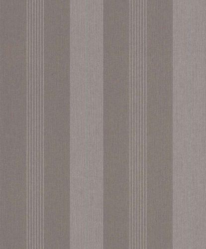 Vliestapete Streifen braun Rasch Textil Juno 096305 online kaufen